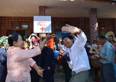 clinic celebrations