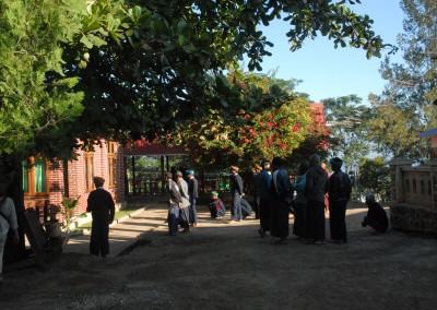 monastery clinic
