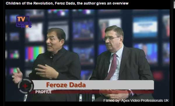 TVAPEX Interview with Feroze Dada and Chris Day