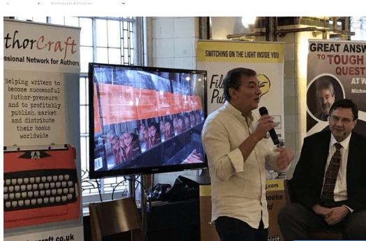Filament Author talk